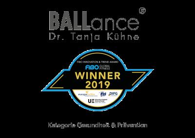 """""""BALLance Dr. Tanja Kühne® – Methode"""