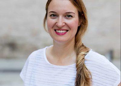 Sanika Nele Hufeland – GLS